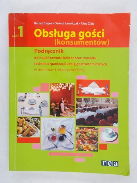 Szajna Renata  - Obsługa gości (konsumentów)