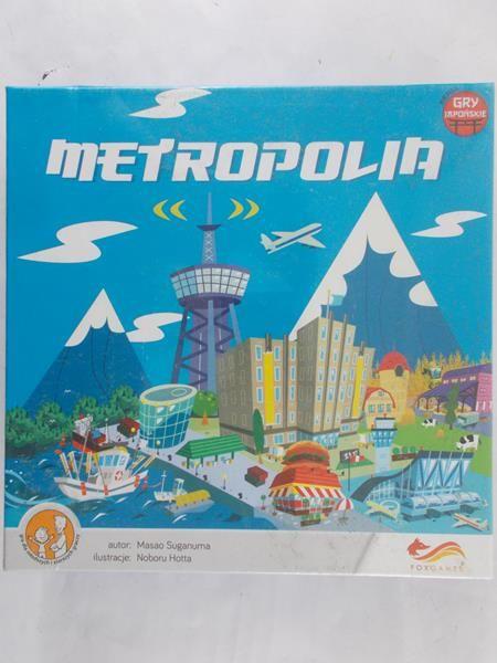 Suganuma Masao - Metropolia, nowa