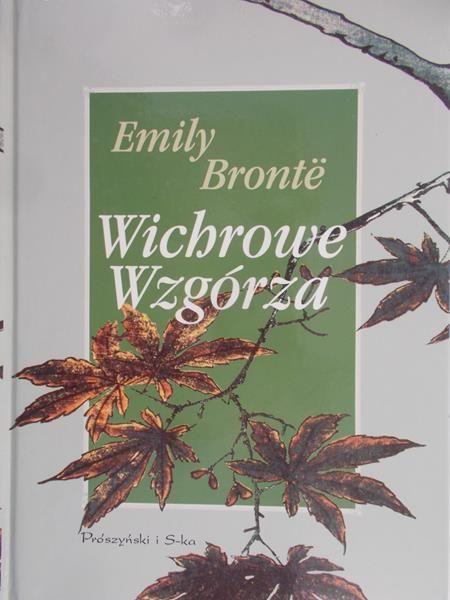 Bronte Emily - Wichrowe Wzgórza