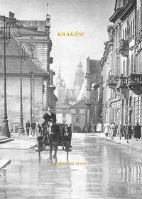 Kraków Książka do pisania
