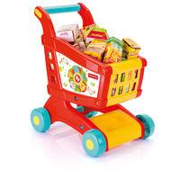 Wózek na zakupy z akcesoriami