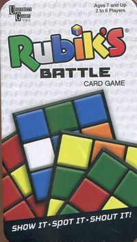 Rubik Gra karciana