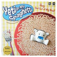 Yeti in my spaghetii