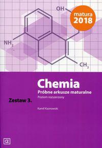 Chemia Próbne arkusze maturalne Zestaw 3 Poziom rozszerzony