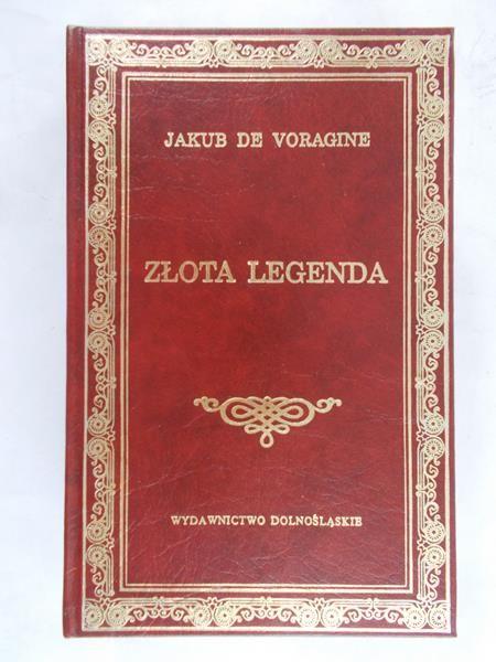 De Voragine Jakub - Złota legenda, BK