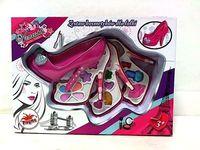 Zestaw kosmetyków dla lalki bucik 3 części Playme