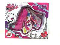 Zestaw kosmetyków dla lalki bucik 2 części