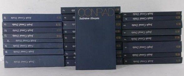 Conrad Joseph - Dzieła, 26 Tomów (brak tomu 14)