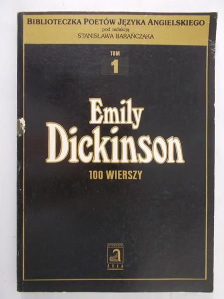 Dickinson Emily -100 wierszy