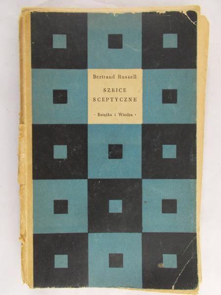 Russell Bertrand - Szkice sceptyczne