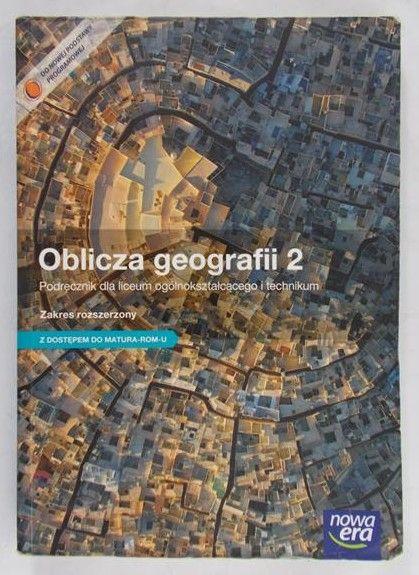 Rachwał Tomasz - Oblicza geografii 2, podręcznik