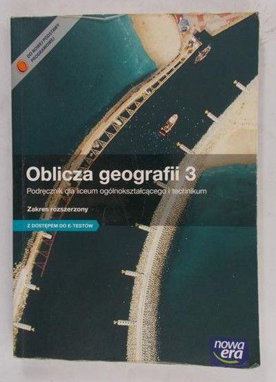 Więckowski Marek - Oblicza geografii 3