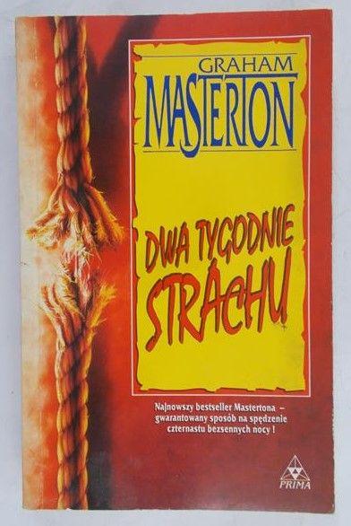 Masterton Graham - Dwa tygodnie strachu