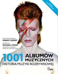 1001 albumów muzycznych Historia muzyki rozrywkowej