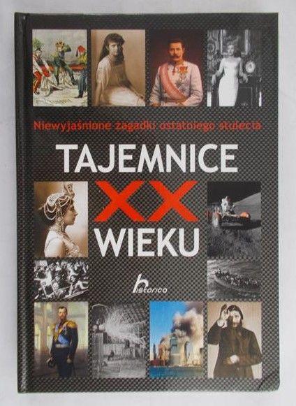 Jabłoński Janusz - Tajemnice XX wieku