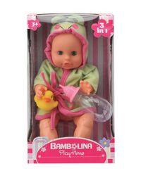 Lalka Bambolina do kąpieli