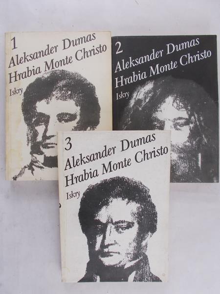 Dumas Aleksander - Hrabia Monte Christo, tom I-III