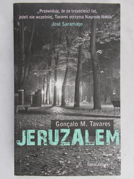 Tavares Goncalo - Jeruzalem