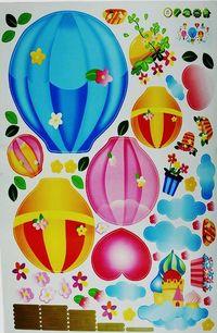 Naklejki ścienne Balony
