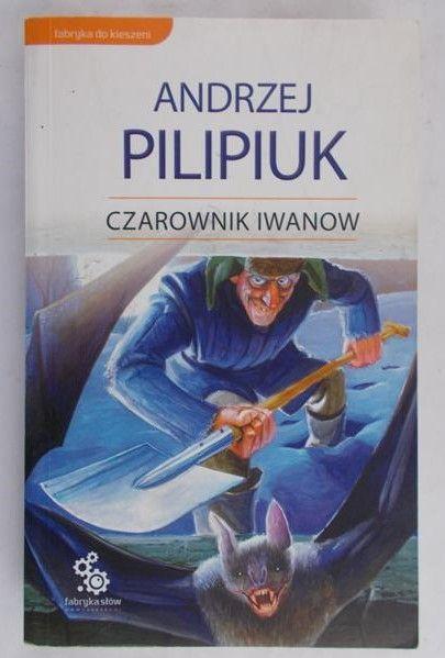 Pilipiuk Andrzej - Czarownik Iwanov