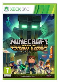 Minecraft Story Mode Season 2  X360