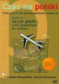 Czas na polski 2 : podręcznik : część 2