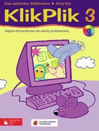 KlikPlik 3: Zajęcia komputerowe + CD