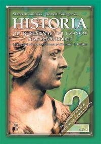 Historia 2 Podręcznik Od renesansu do czasów napoleońskich Część 1