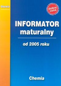 Informator maturalny: Chemia