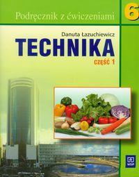 Technika 6. Podręcznik z ćwiczeniami Część 1