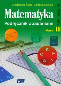 Matematyka 3: Podręcznik z zadaniami
