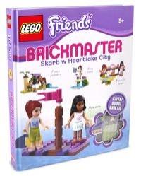 Lego Friends Brickmaster Skarb w Heartlake City