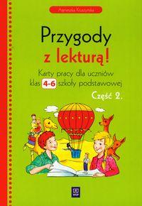 Język polski 4-6 karty pracy część 2
