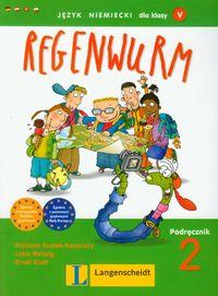 Endt E. - Regenwurm 2 Podręcznik z płytą CD Język niemiecki