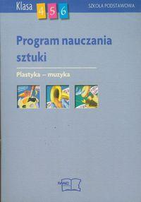 Sztuka-Plastyka-Muzyka 4-6; Program nauczania sztuki