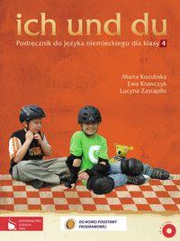 Krawczyk E. - Ich und du 4 : Podręcznik z płytą CD