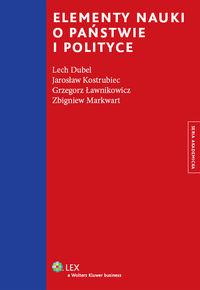 Elementy nauki o państwie i polityce