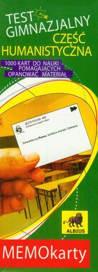 Memo karty część humanistyczna
