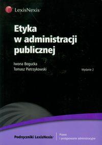 Etyka w administracji publicznej
