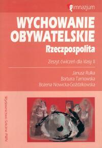 Wychowanie obywatelskie 2 Rzeczpospolita Zeszyt ćwiczeń