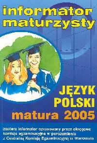Język polski Matura 2005