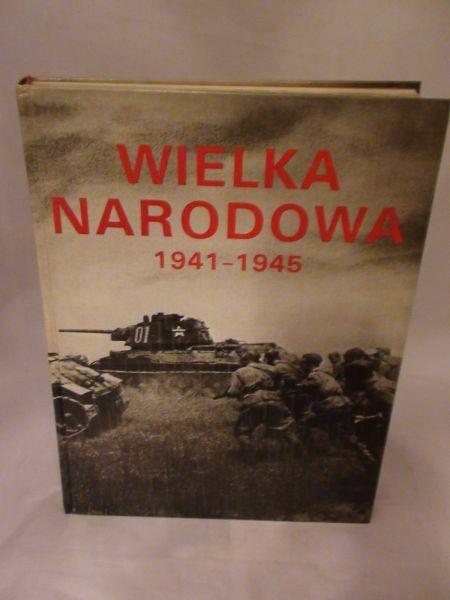 Czujkow W.I., - Wielka narodowa 1941-1945
