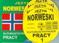 Język norweski dla planujących podjęcie pracy + 3CD