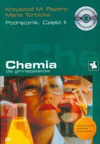Chemia dla gimnazjalistów Podręcznik Część 2 z płytą DVD