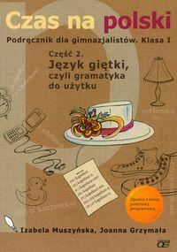 Czas na polski 1 podręcznik część 2