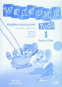 Welcome Kids 1 Teacher's Book