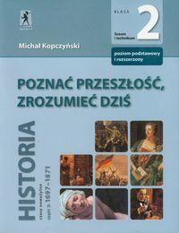 Poznać przeszłość zrozumieć dziś 2 Podręcznik Historia Czasy nowożytne część 2