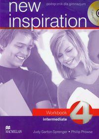 New Inspiration 4 Intermediate Workbook + 2CD