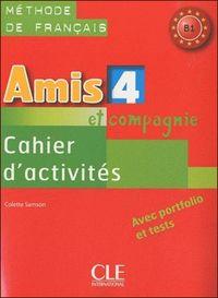 Samson Colette - Amis et compagnie 4 ćwiczenia