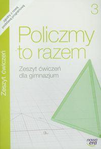 Janowicz Jerzy - Policzmy to razem 3 Zeszyt ćwiczeń